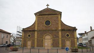 Une église au Coteau (Rhône-Alpes), le 9 mars 2016. (MAXPPP)