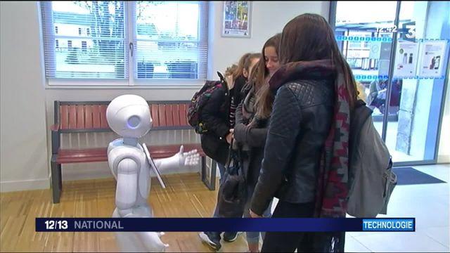 SNCF : bienvenue dans le monde des robots