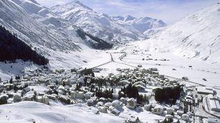 Une vue du canton de Uri dans les Alpes suisses. (TRIPELON-JARRY / ONLY WORLD / AFP)