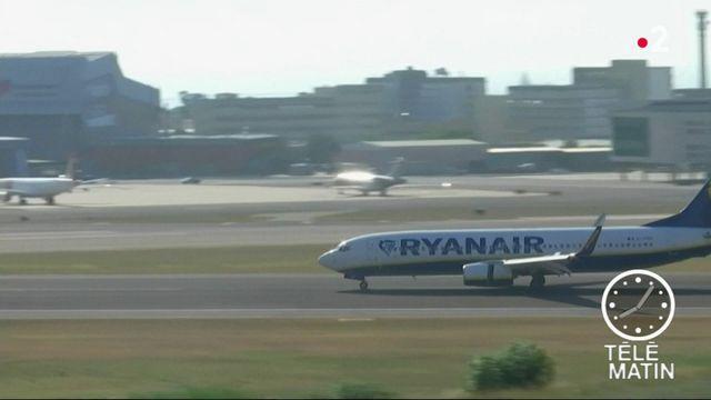Ryanair : grève coordonnée en Europe