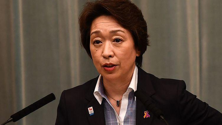 Seiko Hashimoto  (CHARLY TRIBALLEAU / AFP)