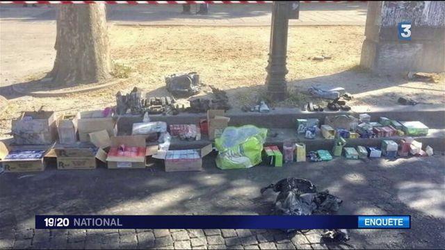 Attaque de gendarmes à Paris : polémique autour des armes de l'assaillant