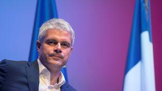 Le président du parti Les Républicains, Laurent Wauquiez, à Toulon, le 6 décembre 2017. (AFP)