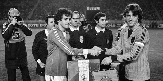 France - Pays-Bas 1981