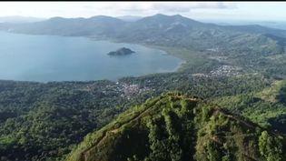 Mayotte : face à la violence, les Mahorais se sentent délaissés (Capture d'écran franceinfo)