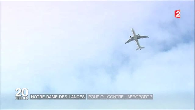 Notre-Dames-des-Landes : pour ou contre l'aéroport ?