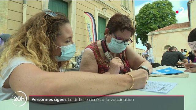 Vaccin contre le Covid-19 :comment convaincre les personnes âgées ?