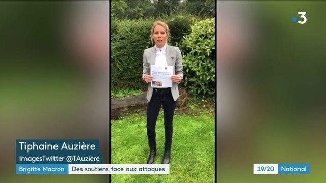 Brigitte Macron soutenue face aux attaques d'un ministre brésilien