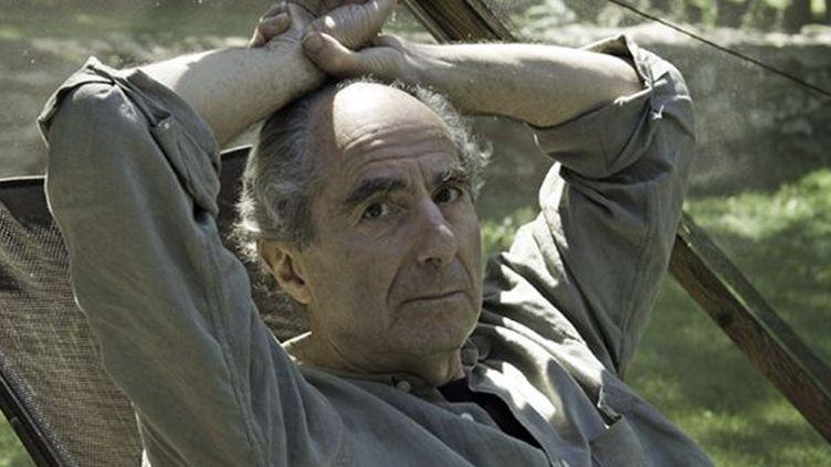 L'écrivain américain Philip Roth prend sa retraite  (DOUGLAS HEALEY/AP/SIPA )