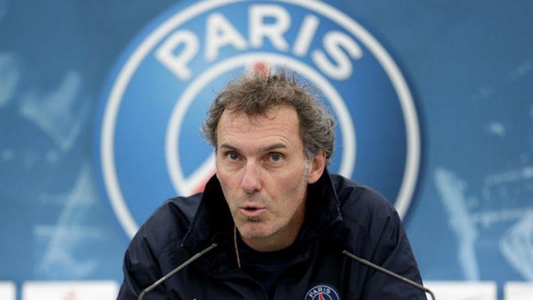 Le nouvel entraîneur du PSG, Laurent Blanc