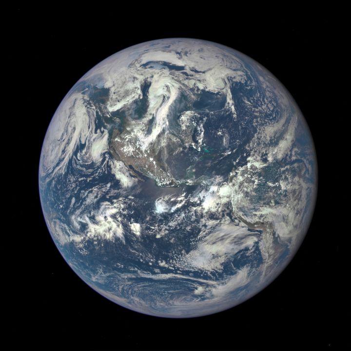 Le cliché de 2015. (NASA / REUTERS)