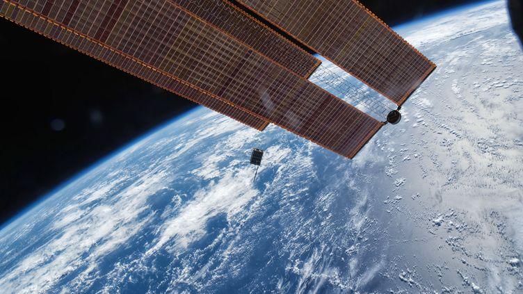 Une image de la Nasa prise depuis la Station spatiale internationale, le 29 novembre 2017. (NASA / AFP)
