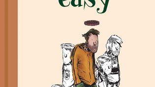 """La couverture de """"Steak it easy"""" paru aux éditions La Cafetière. (FABCARO / LA CAFETIERE)"""