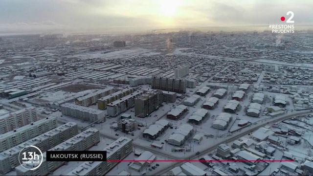 Russie : le quotidien glacé d'Iakoutsk, la ville la plus froide du monde