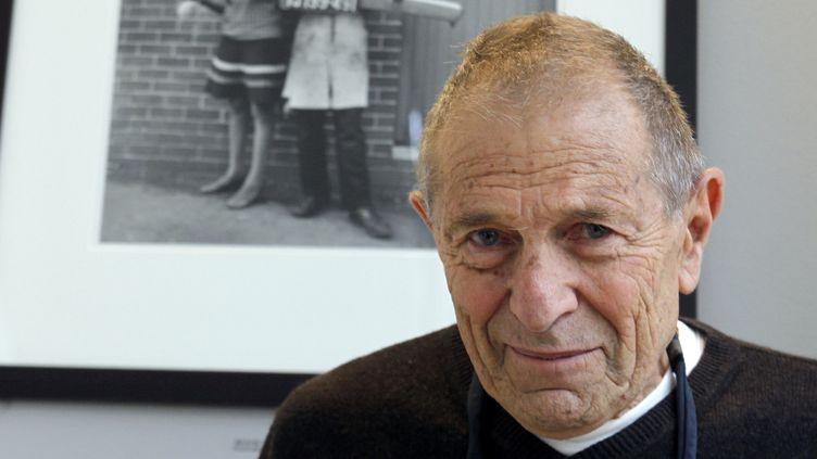 David Goldblatt à la Fondation Henri Cartier-Bresson en 2011  (François Guillot / AFP)