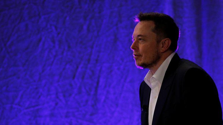 Elon Musk, à Providence, dans l'Etat de Rhode Island (Etats-Unis), le 15 juillet 2017. (BRIAN SNYDER / X90051 / REUTERS)