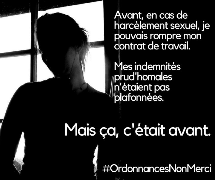 Le visuel de la campagne#OrdonnancesNonMerci, lancée mardi 26 septembre. (DR)
