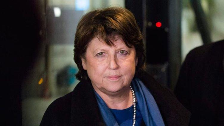 (Martine Aubry a refusé que ses proches entrent dans le gouvernement Valls © maxPPP)