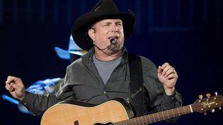 Garth Brooks à Atlanta le 19 septembre 2014  (Dan Harr / AP / Sipa)