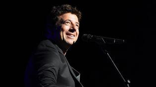Patrick Bruel au Beacon Theatre de New York, le 1er novembre 2014  (DON EMMERT / AFP)