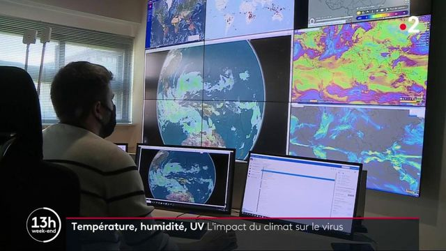 Coronavirus : l'impact de la température et de l'humidité sur le virus