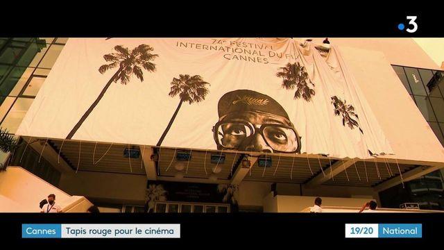 Le Festival de Cannes fait son grand retour