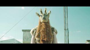 """Extrait de """"La Sphinx"""", film de la Tito Gonzalez Garcia présenté en ligne lors du 43e festival du court métrage de Clermont-Ferrand (France 3 Aura)"""