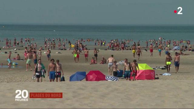 Canicule : cap sur les plages du Nord
