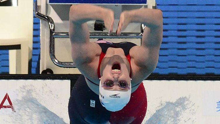 La nageuse américaine Missy Franklin