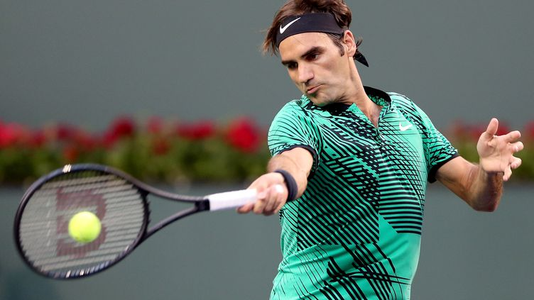 Roger Federer (MATTHEW STOCKMAN / GETTY IMAGES NORTH AMERICA)