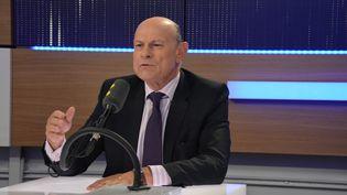 Jean-Marie Le Guen, ancien secrétaire d'Etat chargé des relations avec le Parlement et ancien député PS. (Jean-Christophe Bourdillat / Radio France)
