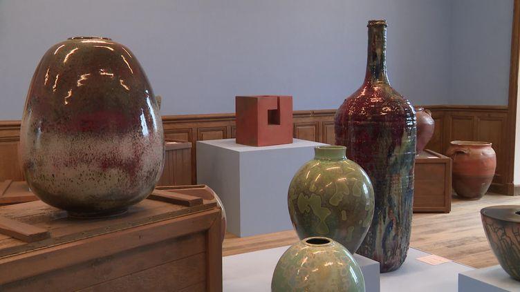Le Musée du grès de Saint-Amand-en-Puisaye retrace 4 siècles de patrimoine industriel régional. (France 3 Bourgogne / Y. Etienne)