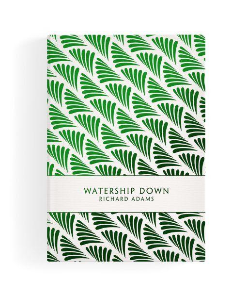 """Couverture de l'édition poche de """"Watership down"""", de Richard Adams, juin 2020 (Monsieur Toussaint Louverture)"""