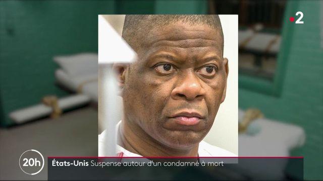 États-Unis : suspense autour d'un condamné à mort