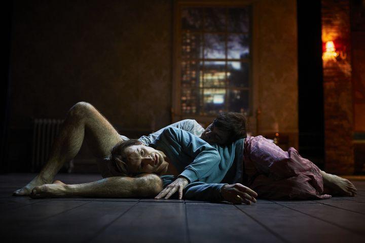 """Angels in America"" de Tony Kushner, mis en scène par Arnaud Desplechin (CHRISTOPHE RAYNAUD DE LAGE)"