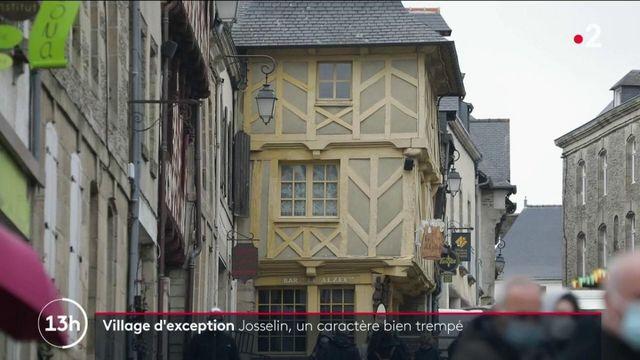 Patrimoine : Josselin, la petite cité bretonne au grand caractère