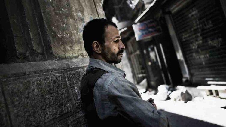Alep, Syrie, août 2012. (Stephen Dock / Agence Vu)