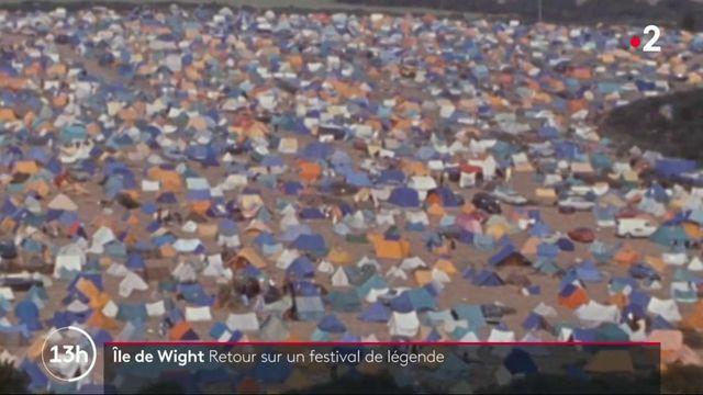 Île de Wight : retour sur un festival de légende