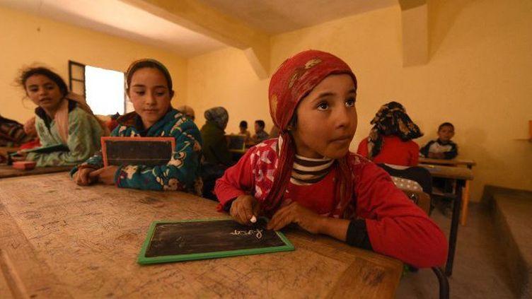 Le français sera enseigné dès la première année de primaire au Maroc. (FADEL SENNA / AFP)