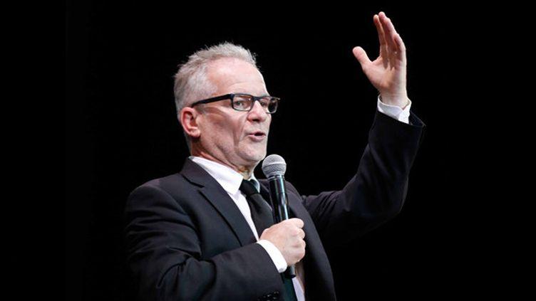 Thierry Frémaux, délégué général du Festival de Cannes  ( ELSNER FABRICE/SIPA)