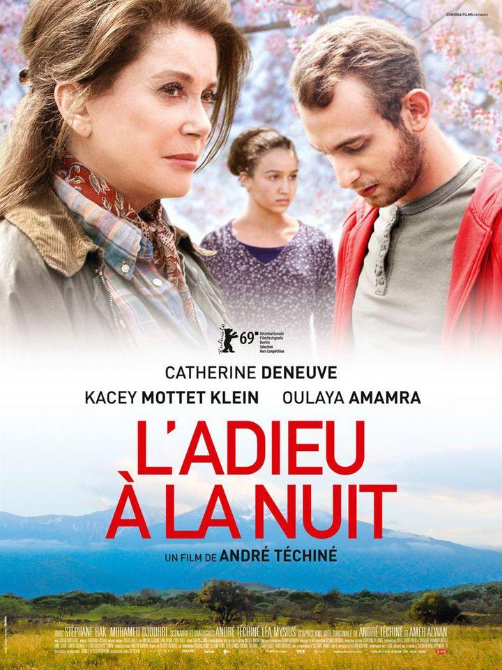 """""""L'Adieu à la nuit"""" : l'affiche (Ad Vitam)"""