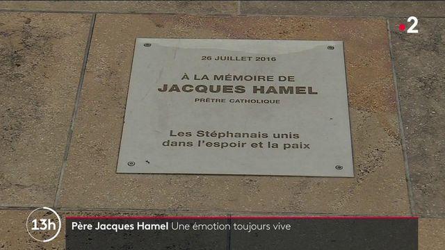 Assassinat du père Jacques Hamel : l'émotion est toujours présente cinq ans après
