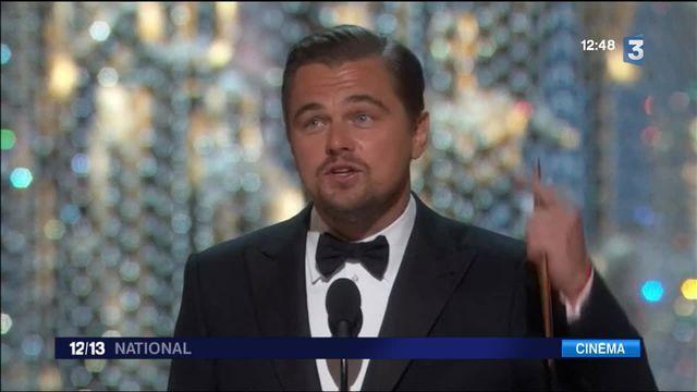 Oscars : Leonardo DiCaprio enfin sacré