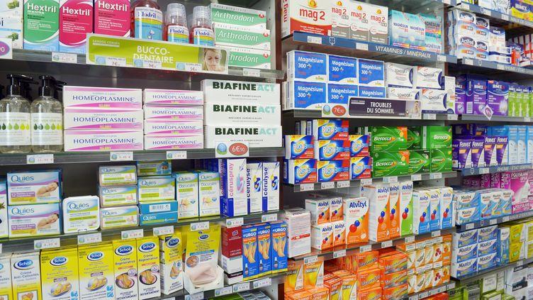 Les anti-inflammatoires non stéroïdiens peuvent être dangereux pour les foetus. (BERTRAND GUAY / AFP)