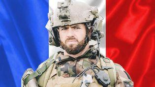 Le caporal-chef Maxime Blasco, photographié le 24 septembre 2021. (ETAT-MAJOR DES ARMEES)