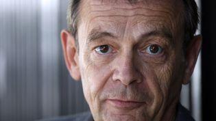 Pierre Lemaitre, le 4 septembre 2013 à Paris. (FRANCOIS GUILLOT / AFP)