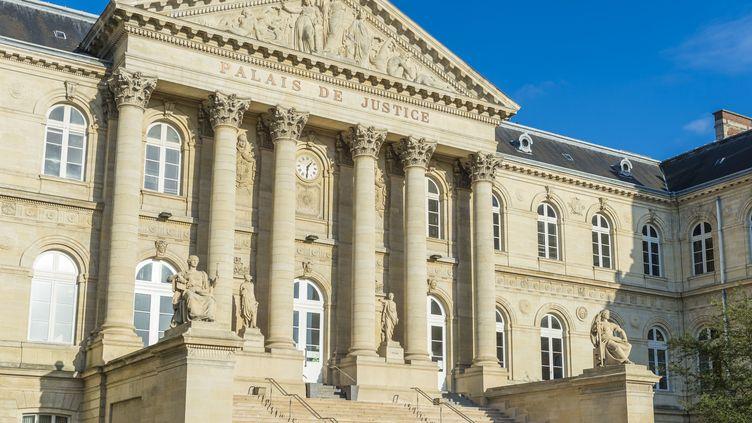 Le palais de justice d'Amiens (illustration). (GUIZIOU FRANCK / HEMIS.FR)