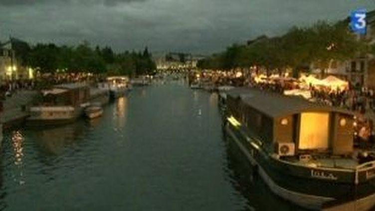 Les Rendez-Vous de l'Erdre, jazz sur l'eau à Nantes  (Culturebox)
