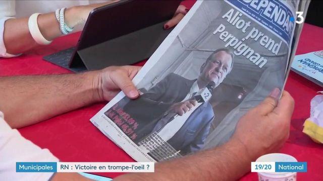 Municipales : Rassemblement national, une victoire en trompe-l'œil ?