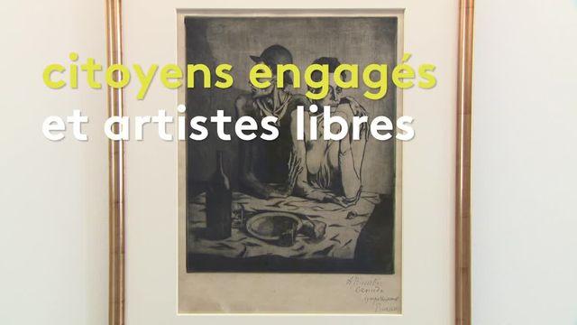 Exposition Courbet / Picasso à Ornans